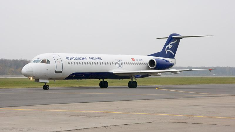 Сколько лететь до Черногории из Москвы прямым рейсом