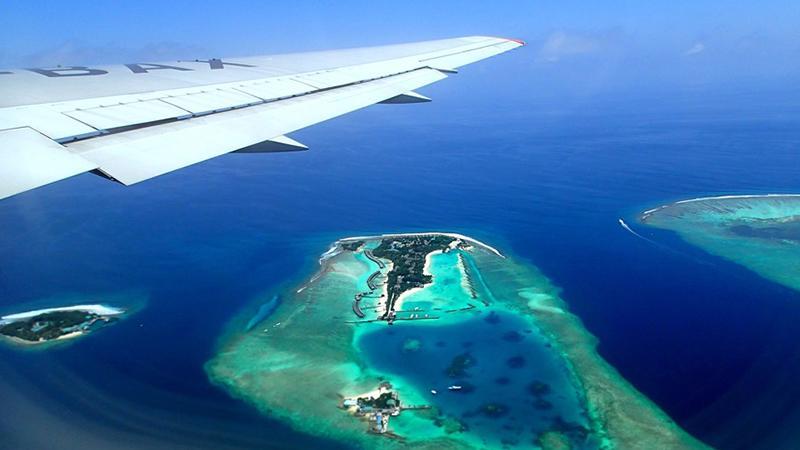 Перелет из Москвы до Мальдив: авиакомпании