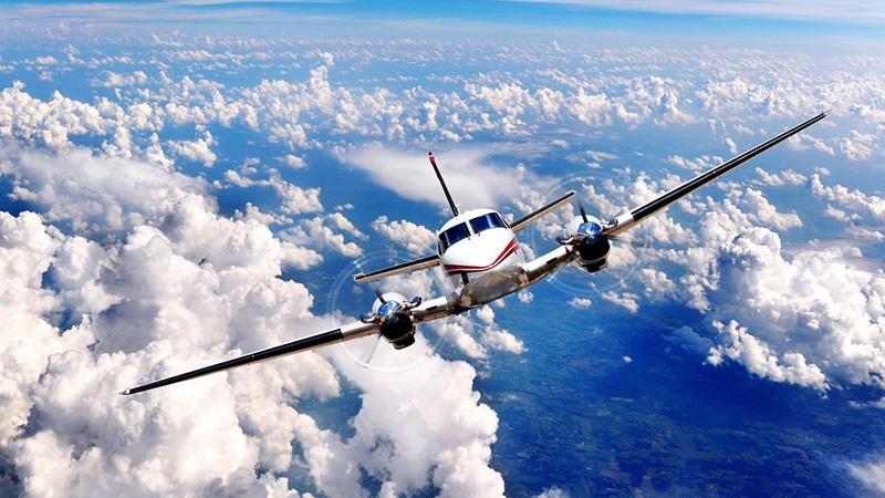 Скорость пассажирского самолета