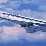 Скорость пассажирского самолета: максимальные показатели