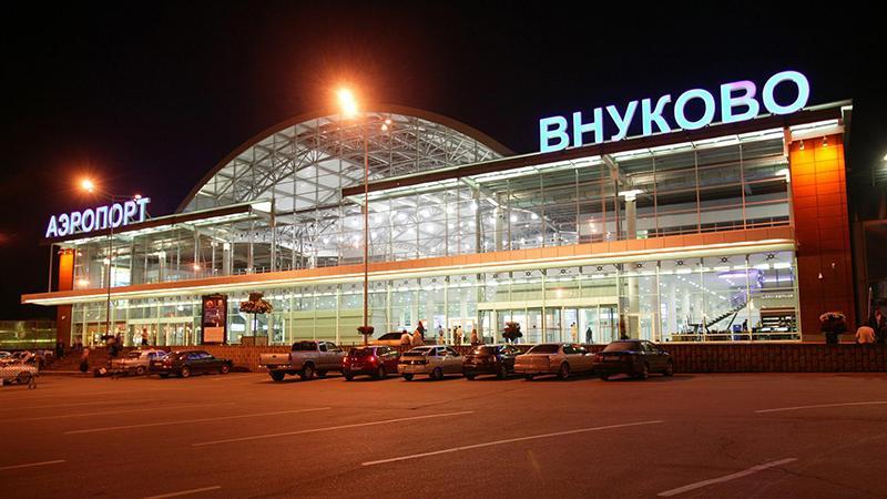 Как добраться из Внуково до Москвы ночью