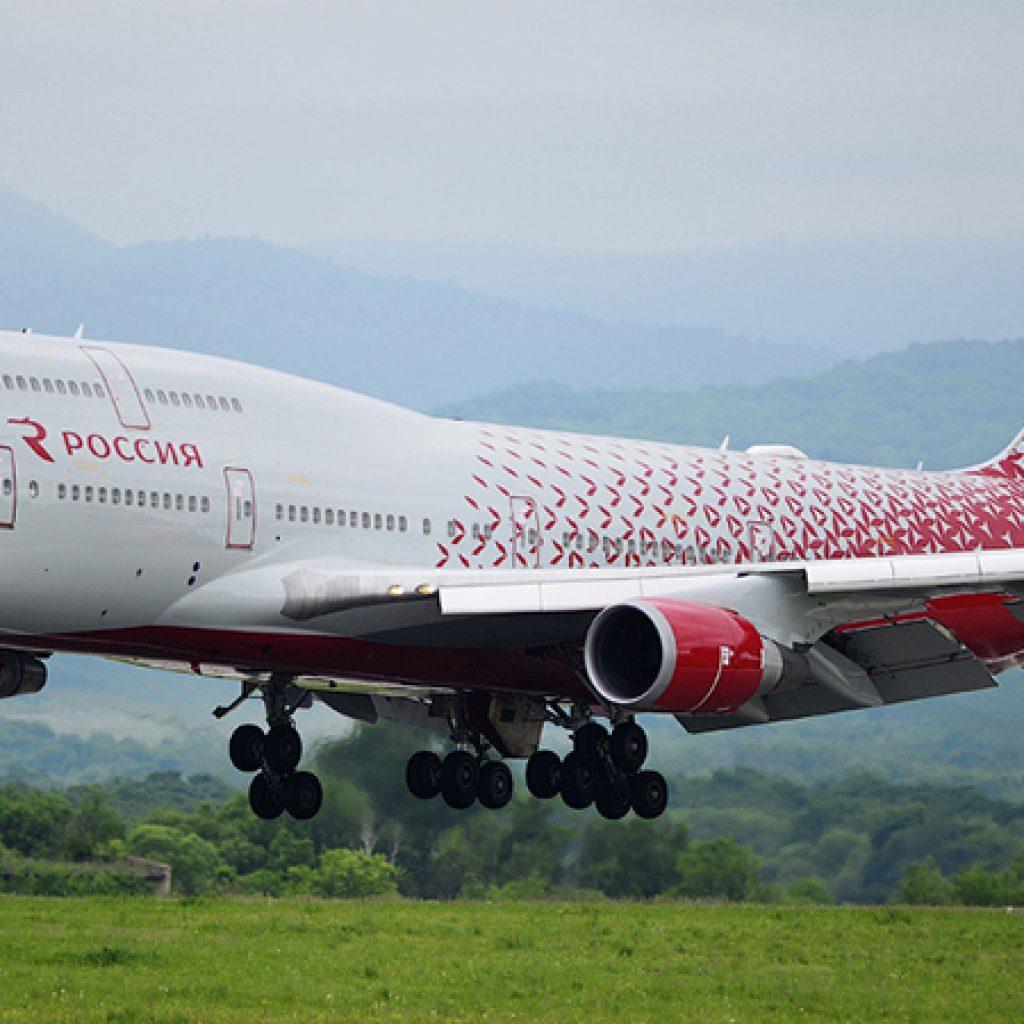 Боинг 747-400 аэрофлот схема салона.