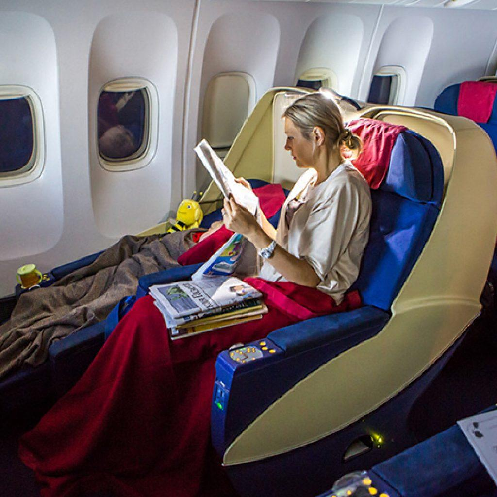 Авиакомпания россия боинг 747 400 схема салона