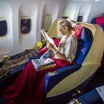 Boeing 747 400: лучшие места в самолете