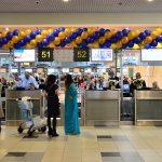 Регистрация на внутренние и международные рейсы в Домодедово