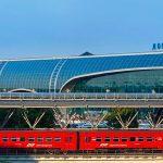 """Как добраться в аэропорт Домодедово на """"Аэроэкспрессе"""""""