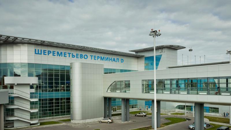 """Как добраться до Шереметьево: терминал """"D"""""""