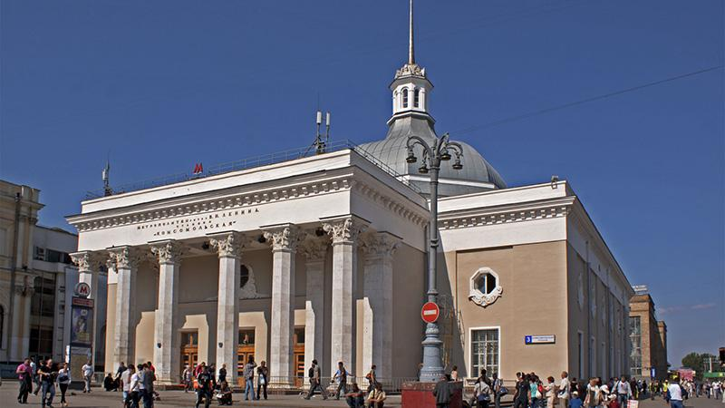 Едем до Внуково с Ярославского вокзала