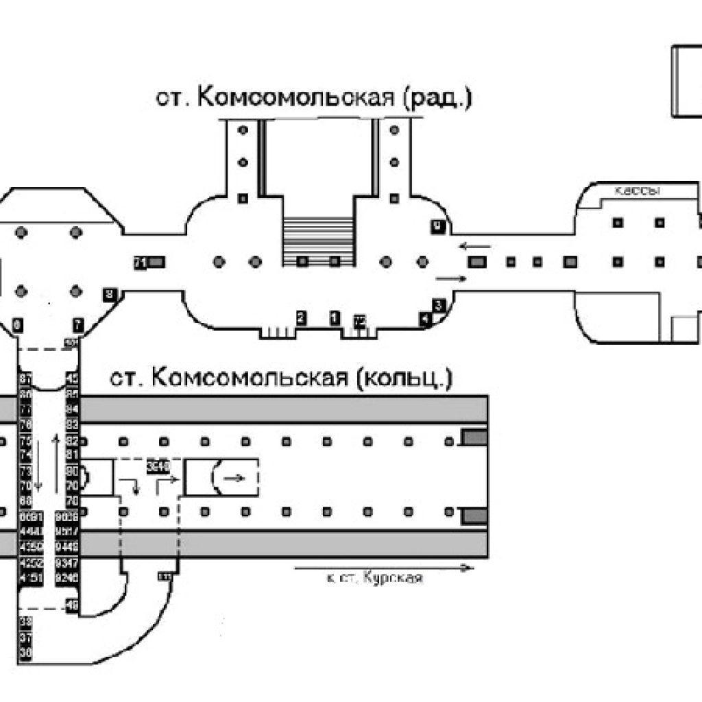 схема проезда по аэропорту внуково
