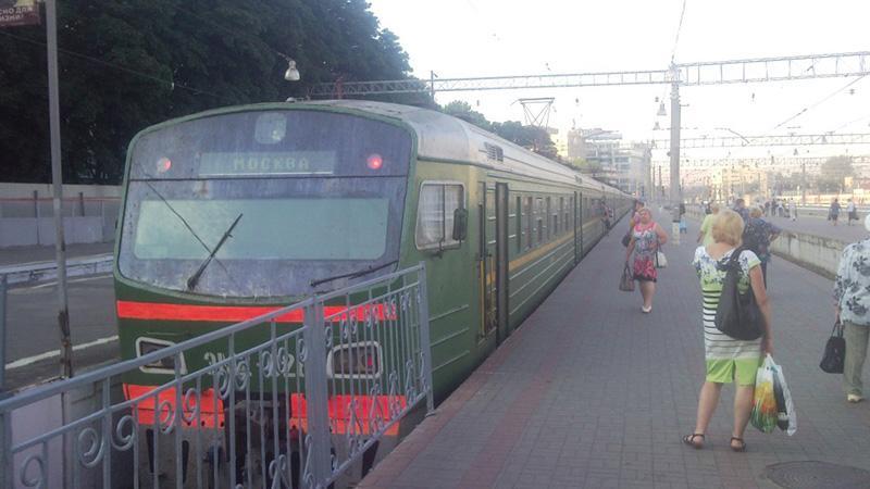 Добираемся с Ленинградского вокзала в аэропорт Домодедово