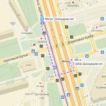 Едем от Ленинградского вокзала до аэропорта Домодедово