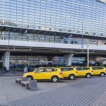 Едем с Казанского вокзала во Внуково на такси