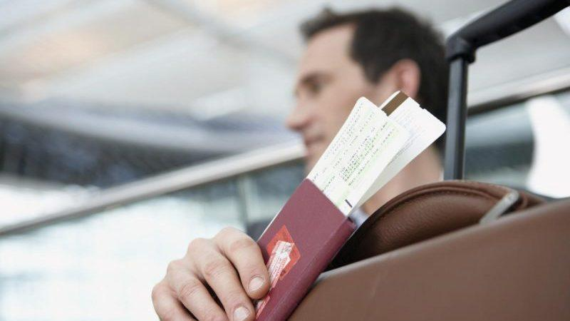 как происходит перелет с пересадкой с самолета на самолет