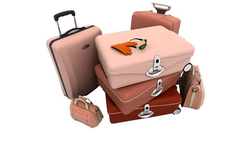 Что нужно знать о багаже при первом полете на самолете