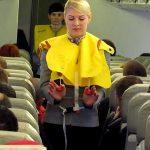 Лечу на самолете первый раз: поведение на борту