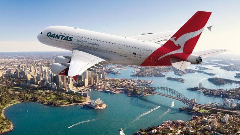москва австралия время полета