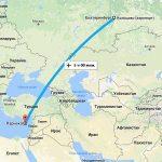 Екатеринбург-Ларнака: сколько лететь