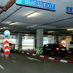 """Сколько стоит парковка в Шереметьево: терминал """"Д"""""""