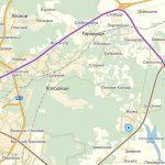 Как добраться от аэропорта Минск-2: изучаем карту