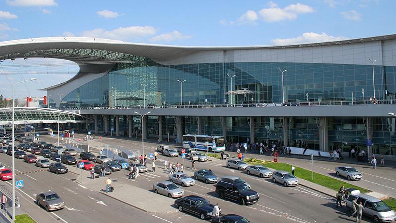 """Как добраться из терминала """"D"""" в терминал """"С"""" Шереметьево"""
