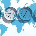 Время вылета самолета: московское или местное