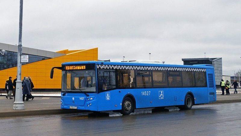 как проехать в аэропорт Внуково на общественном транспорте