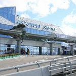 Карта аэропортов России: Якутия