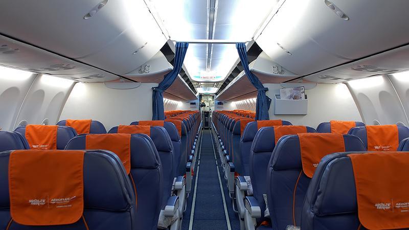"""Авиапарк """"Аэрофлота"""": модели самолетов"""
