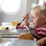 Специальное питание на борту самолета