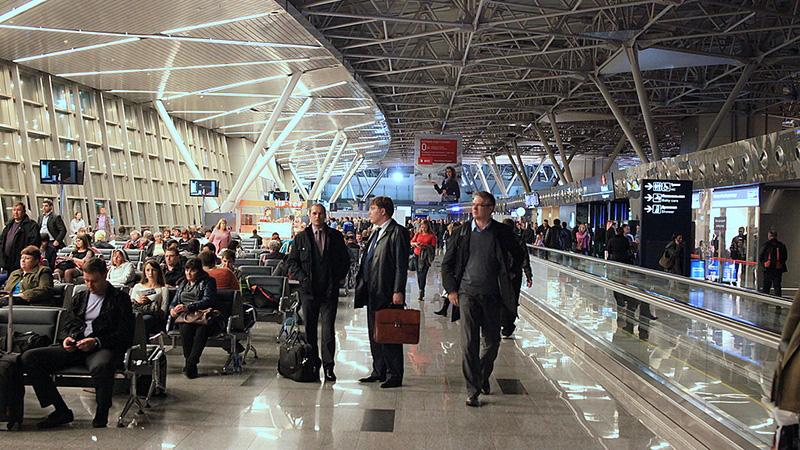 Международный аэропорт Сочи: инфраструктура