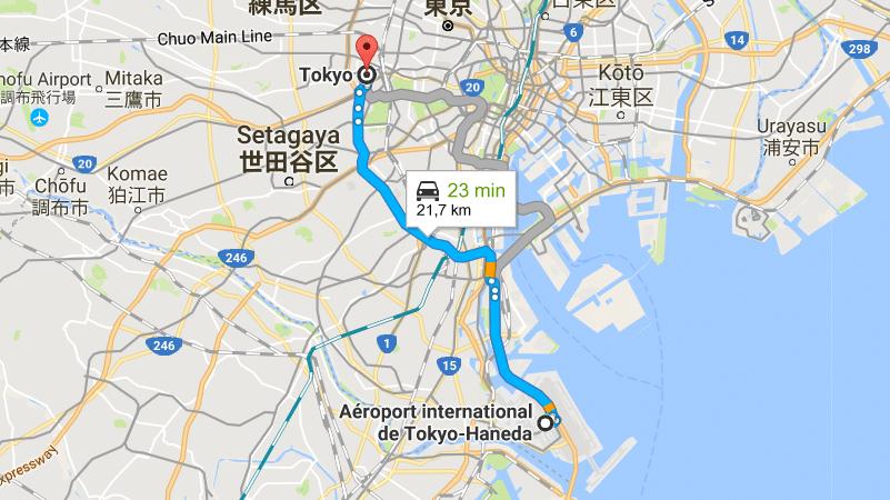 Москва Токио время полета
