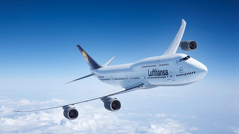 Скорость пассажирского самолета Боинг 747 в полете