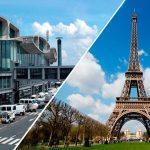 Центр Парижа-аэропорт Шарль-де-Голль: как доехать