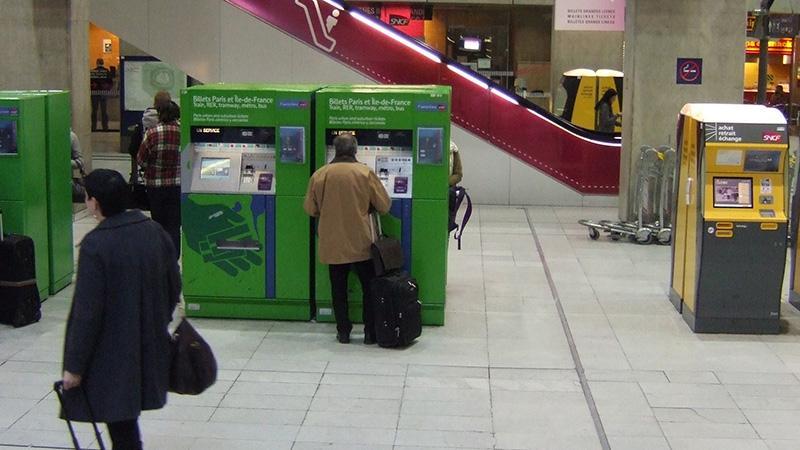 Как добраться из аэропорта Парижа до центра Парижа