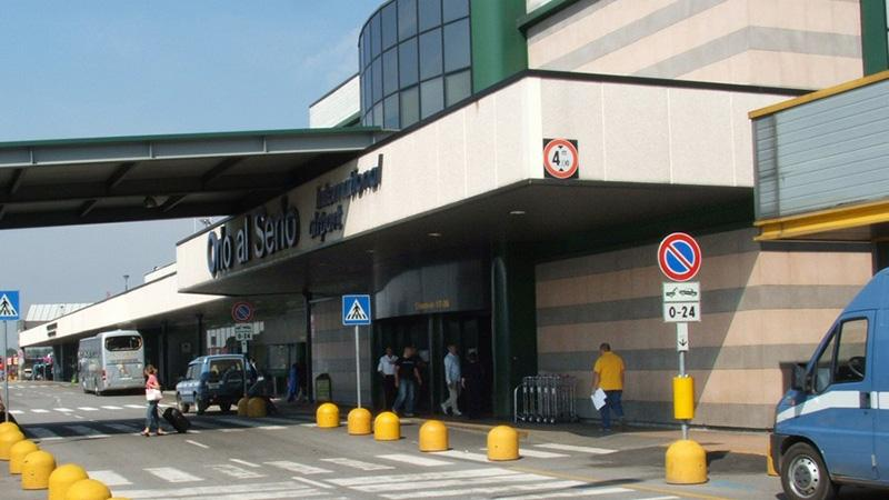 Аэропорт Бергамо: летим в Милан