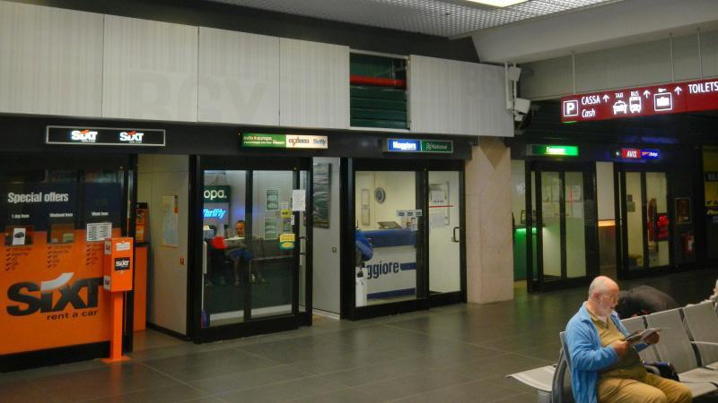 Аэропорт Бергамо: ка добраться до Милана с комфортом