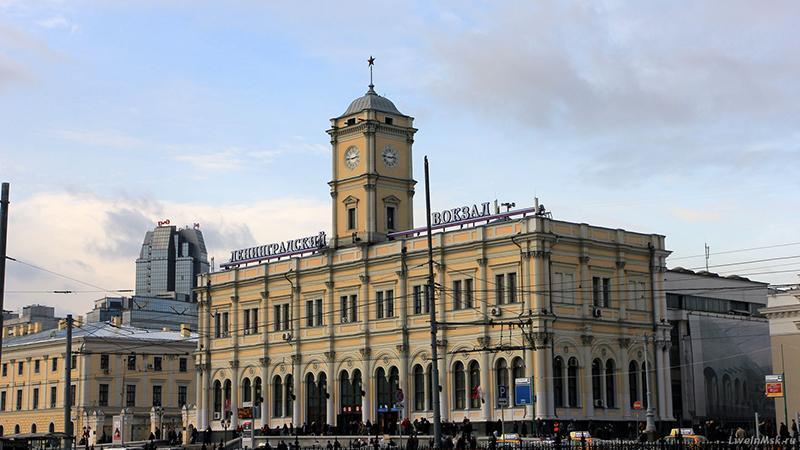 Ленинградский вокзал-Внуково: особенности поездки