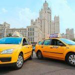 Едем с Киевского вокзала до Шереметьево на такси
