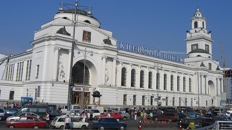 Киевский вокзал: как доехать в Шереметьево