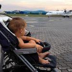 Провоз детской коляски в самолете