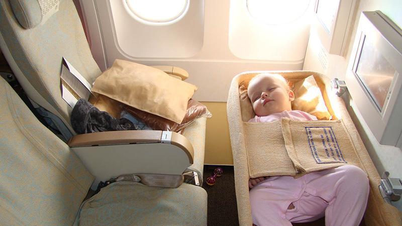 """Коляска в самолет: правила перевозки """"Аэрофлот"""""""
