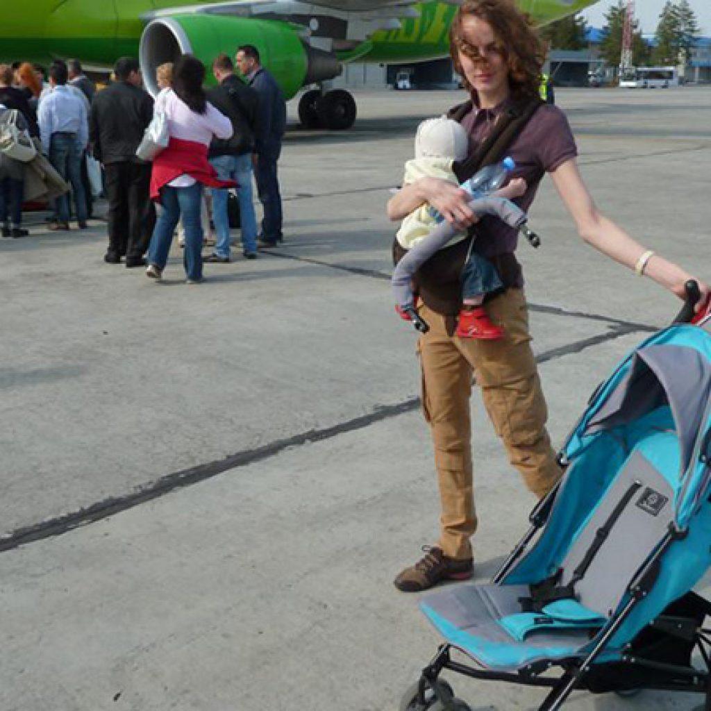 S7 Airlines Норма провоза багажа