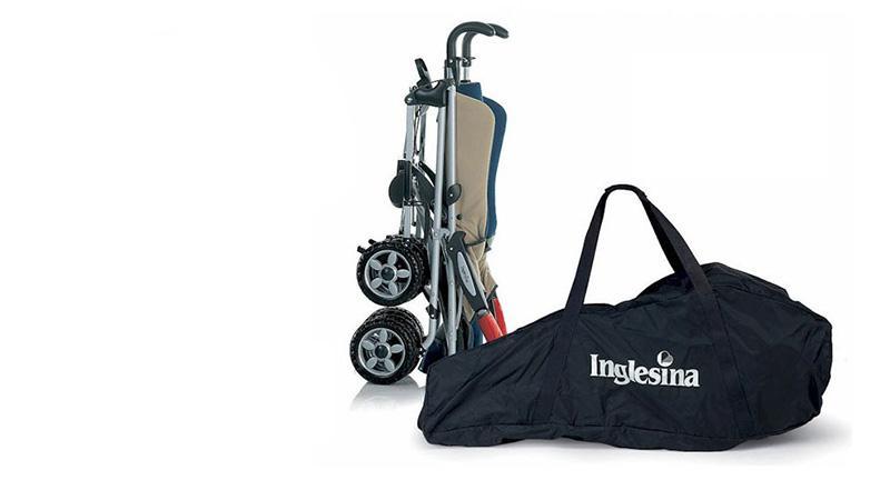 Провоз коляски: какие брать и как перевозить
