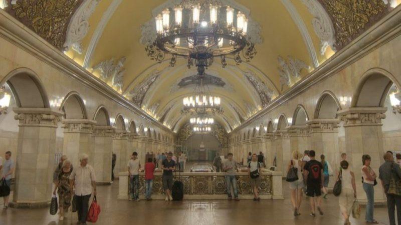 как доехать с ленинградского вокзала до шереметьево