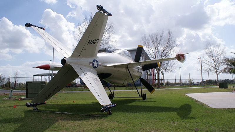 Конструкция самолетов с вертикальным взлетом