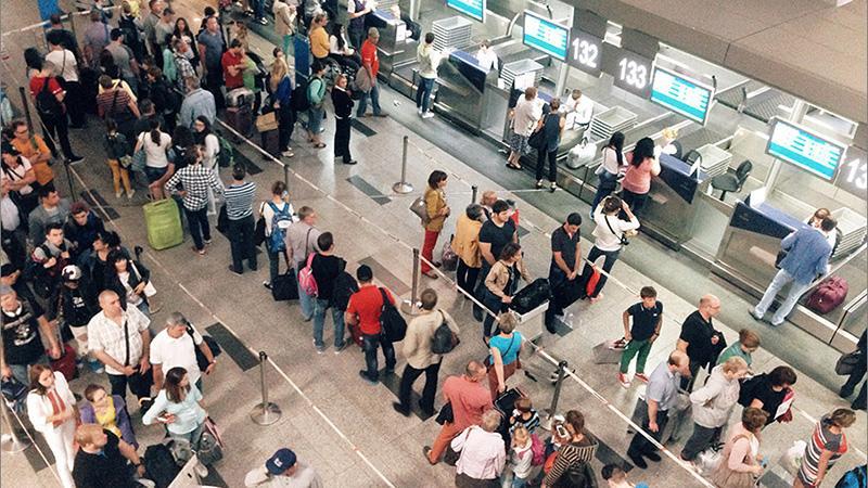Как зарегистрироваться на рейс в Домодедово: порядок регистрации