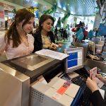 Стойки регистрации Домодедово: схема, услуги