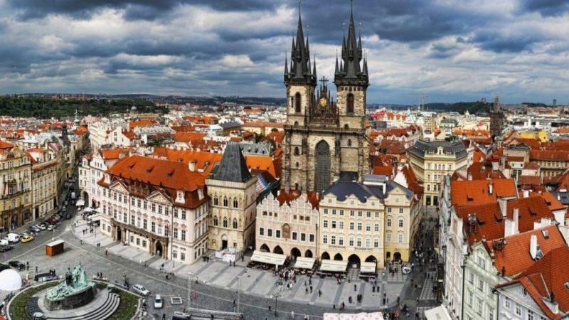 сколько из Москвы лететь до Праги