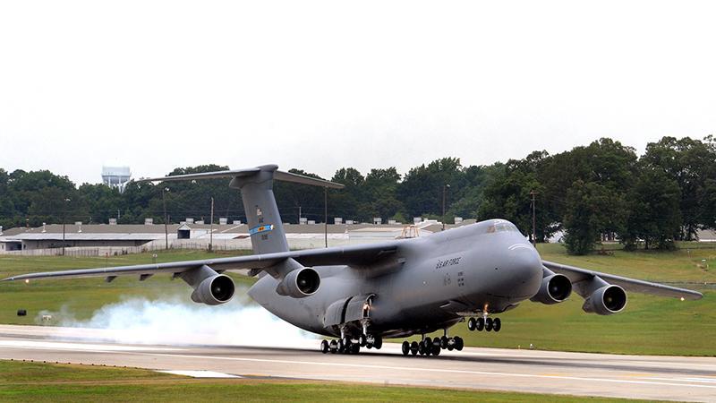 Самые большие самолеты в мире: грузовая и военная техника
