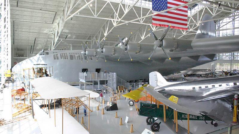 Самый большой самолет в мире по размаху крыльев